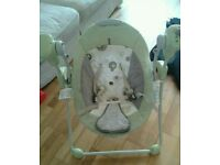Child's BabyMoov chair