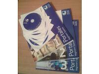 Open University Beginner Spanish coursebooks and CDs