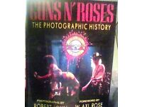 guns n roses,welcome to the jungle,book