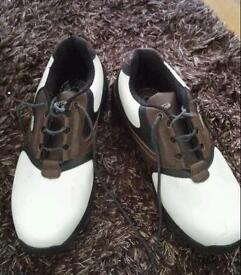 Ladies Hi-tech (Dri-Tec) golf shoes size 6.