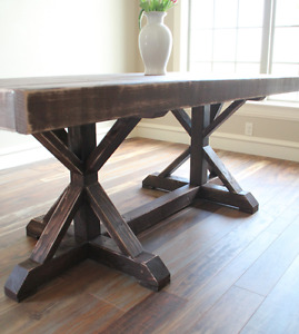 Custom Harvest Tables- MADE TO ORDER
