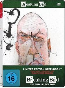 Breaking Bad - Die finale Season - Limited Edition Steelbook (2014) - Deutschland - Breaking Bad - Die finale Season - Limited Edition Steelbook (2014) - Deutschland