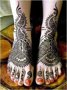 Henna Designs /bridal henna,Henna Party(chamicals Free) Stratford Kitchener Area image 10