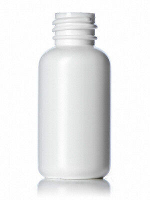 1 Oz 30 Ml White Ldpe Squeezable Plastic Bottles Lot Of 100 Choice Of Cap