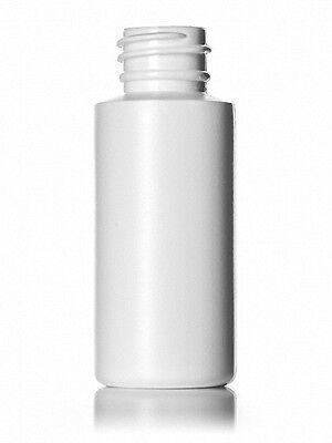 1 Oz 30 Ml Hdpe Plastic Bottles Wyorker Dispensing Caps Lot Of 25