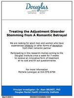 PARTICIPANTS WANTED: Have you been betrayed by your partner?