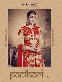 aashirwad-panihari-vol-3-Wholesale-Designer-Western-Suit