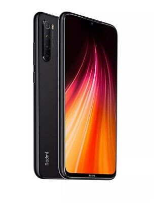 Smartphone Xiaomi Redmi Note 8T 64 + 4GB Preto Moonshadow Global Band 20 versão