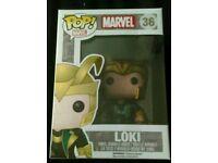 Loki Pop Vinyl Marvel
