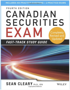Canadian Securities Course (CSC) fast track study guide