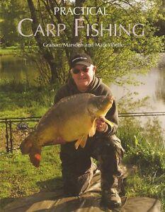 MARSDEN-COARSE-ANGLING-BOOK-PRACTICAL-CARP-FISHING-hardback-BARGAIN-new