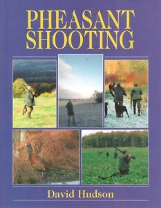 HUDSON DAVID GAMEKEEPING & POACHING BOOK PHEASANT SHOOTING hardback BARGAIN new