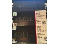 Adele 28 June Wembley Standing Tickets x2