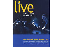 The Live Sound Manual book