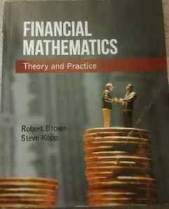Financial Mathematics Theory And Practice *faculty