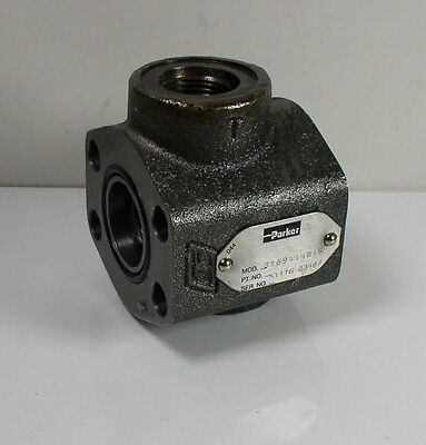 Parker 3169414018 Hydraulic Flow Control Valve