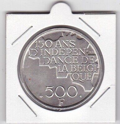 Belgique 500 Francs 1980 FR  -  type 5 Rois - SUP