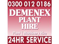 Mini Digger Hire I Cherry Pickers I Low Loader Hire I All Type Of Machinery Hire - ESSEX & surround