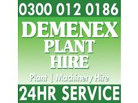 Mini Digger Hire I Cherry Pickers I Low Loader Hire I All Types Of Machinery Hire London & M25