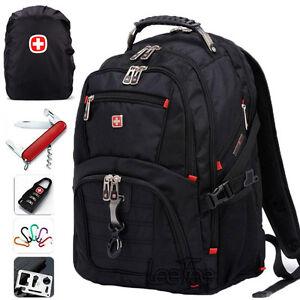 SwissGear-Waterproof-Backpack-Rucksack-15-17-Laptop-Bag-Schoolbag-Travel-Bag