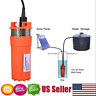 1/2Inch 12V Submersible Deep Well Water DC Pump Alternative Energy Solar Powere