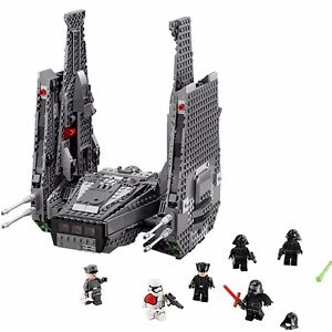 NEW LEGO - Kylo Ren's Command Shuttle Complete Set FREE SHIPPING! Dundowran Fraser Coast Preview