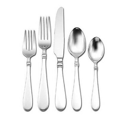 Oneida Avondale II 20 Piece Casual Flatware Set, Service for 4