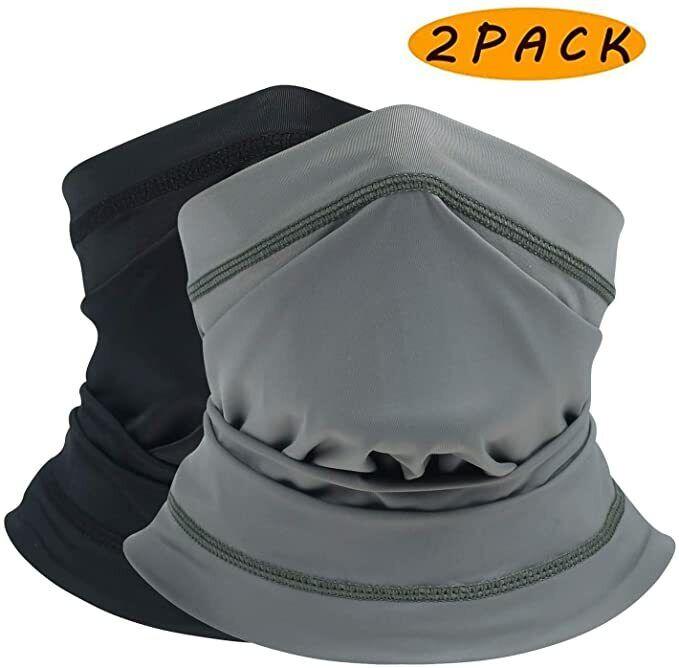 2pack bandana sun uv protection upf 50