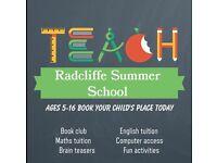 Radcliffe Summer School