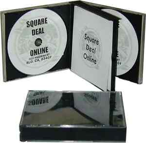 5-CD2R24DG-Double-Jewel-Cases-Chubby-Boxes-Thick-2-CD-Chubs-24mm-Thick-Box