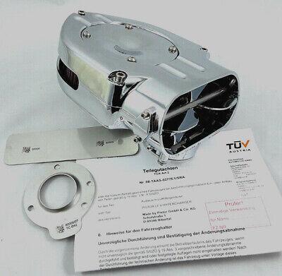 Luftfilter Küryakyn Hypercharger  für Harley Davidson für Twin-Cam v.99-16  ()