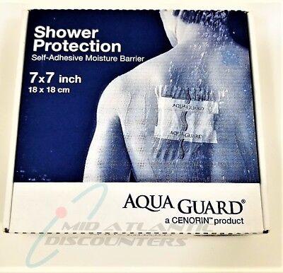 - 98 Aqua Guard Self Adhesive Moisture Barrier Dressing, 7