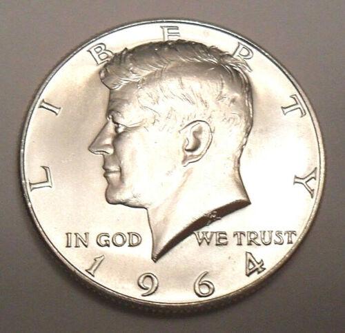 1964 D Kennedy Half Dollar   *90% SILVER*  **FREE SHIPPING**