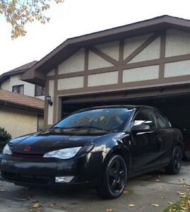 2006 2.4L Saturn Ion coupe