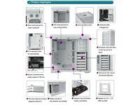 used Cooler Master Cm 690 mCase Limited Ediiton PC case midi tower used