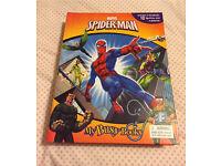 Spider-Man Busy Books