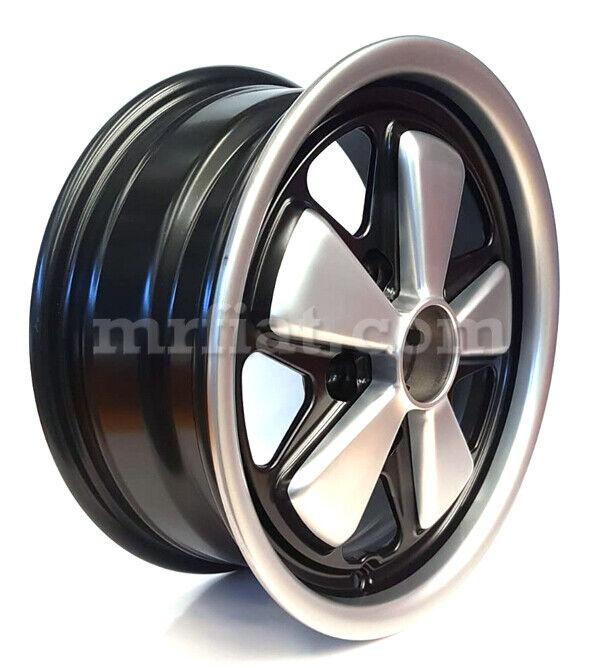 For Porsche 911 Wheel 6x15 Reproduction Fuchs Deep *made In Italy*