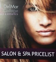 $100 gift card for Salon and Spa