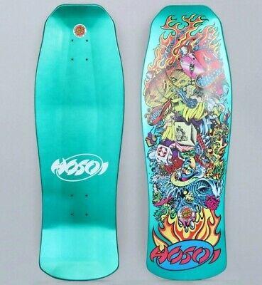 Santa Cruz Christian Hosoi Collage Reissue Skateboard Deck