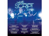 2 x script tickets seated edinburgh 29/8/17