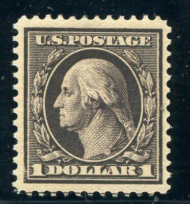 US SCOTT #342, Mint-F-VF-OG-PH PSE Cert SCV $450 (DFP 2/6/20)
