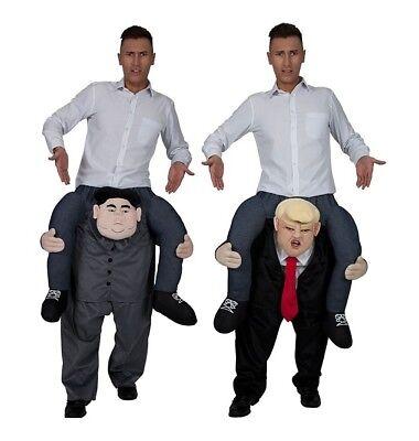 Reiten-kostüm (Herren Offiziell trage mich darauf Reiten Kostüm Trump oder Kim Jong Un Outfit)