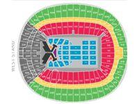 Taylor Swift Wembley Sat 23rd June Great Seats