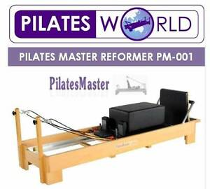 Pilates Master Reformer PM-01 for sale Pilates World Helensvale Gold Coast North Preview