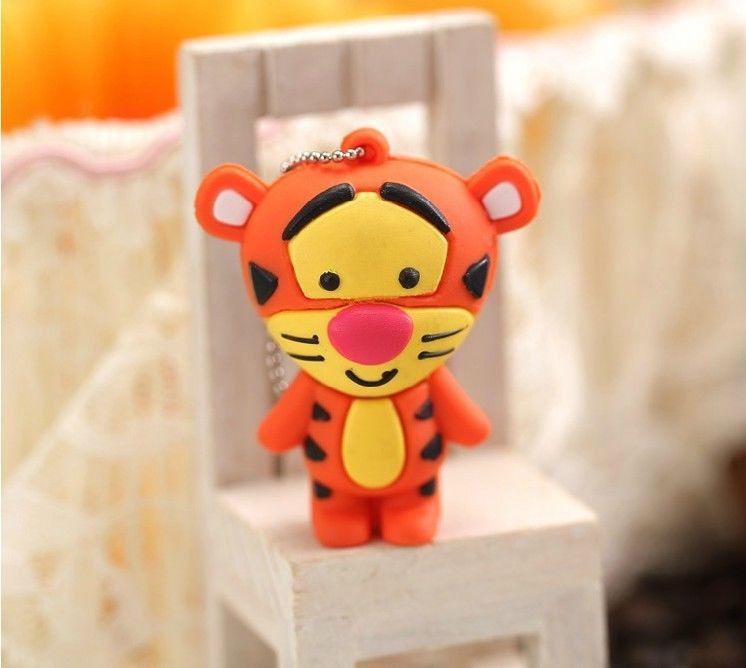 Cute Tiger USB