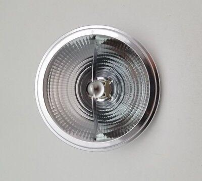 SYLVANIA 55125 75AR111/SP6 75W 12V G53 BASE HALOGEN ALUMINUM REFLECTOR SPOT LAMP Halogen Aluminum Reflector Lamp