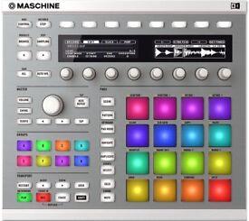 Machine 2 WHITE with deck saver & software