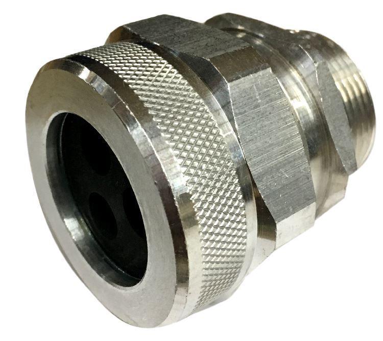 RSR-407-3, Remke, Aluminum, 1-1/4 Npt, 3-Hole.4
