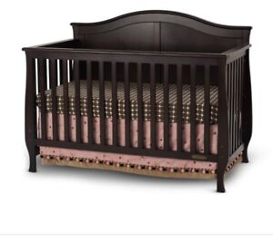 Child Craft Convertible Bed