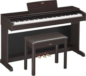 NEW Yamaha Digital Pianos Available - Arius YDP-143!